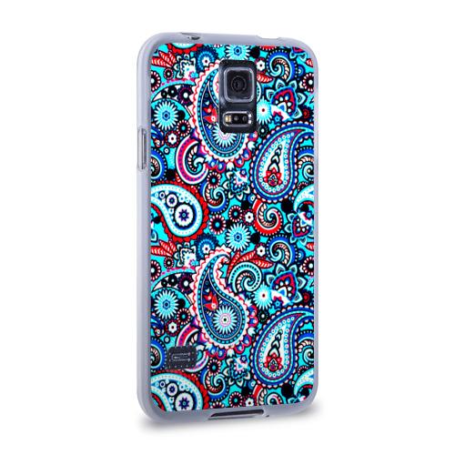 Чехол для Samsung Galaxy S5 силиконовый  Фото 02, Cucumber