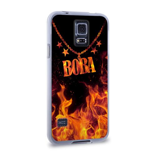 Чехол для Samsung Galaxy S5 силиконовый  Фото 02, Вова