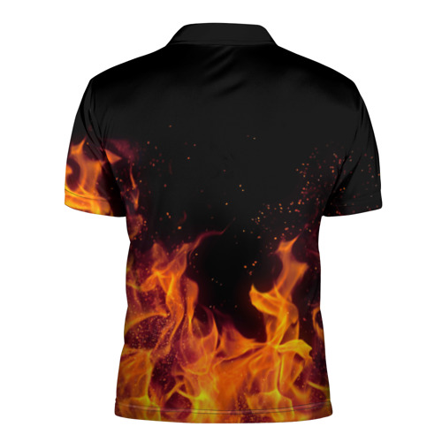 Мужская рубашка поло 3D  Фото 02, Дима