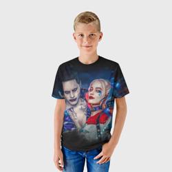 Харли и Джокер