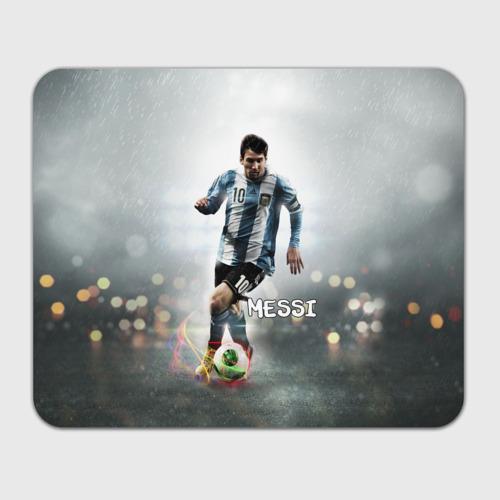 Коврик для мышки прямоугольный  Фото 01, Leo Messi