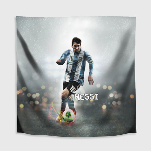 Скатерть 3D  Фото 02, Leo Messi