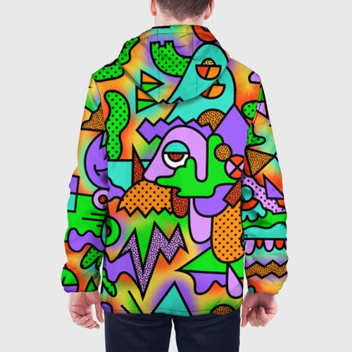 Мужская куртка 3D  Фото 05, Прекрасный орнамент