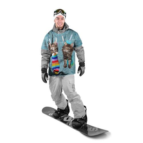 Накидка на куртку 3D  Фото 03, Мейн-кун 1