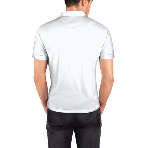 Мужская рубашка поло 3D  Фото 04, Сфинкс 1