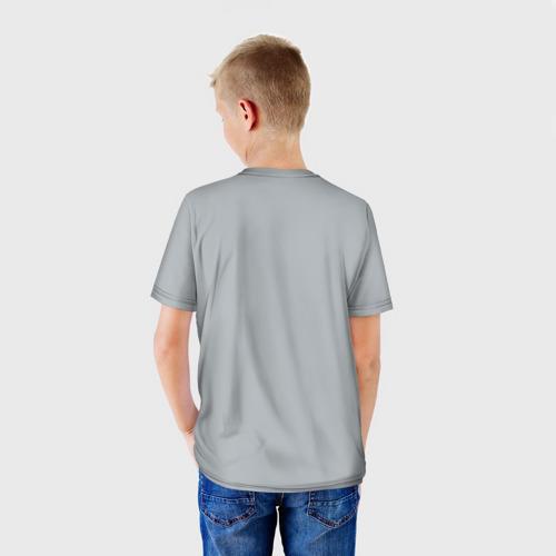 Детская футболка 3D  Фото 02, Сфинкс 3