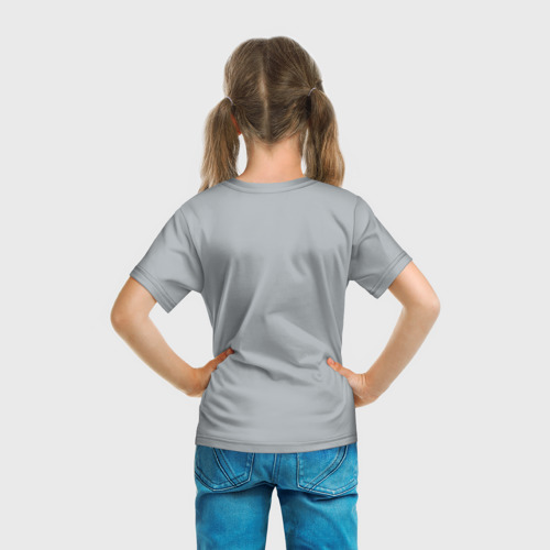 Детская футболка 3D  Фото 04, Сфинкс 3