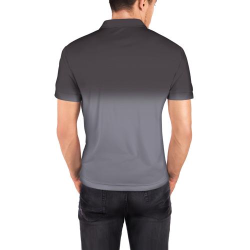 Мужская рубашка поло 3D  Фото 04, Сфинкс 4