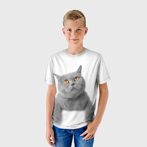 Детская футболка 3D Британец 2