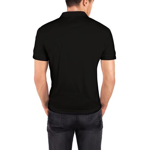 Мужская рубашка поло 3D Сфинкс 7 Фото 01