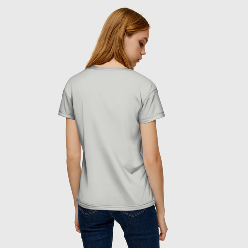 Женская футболка 3D Британец 6 Фото 01