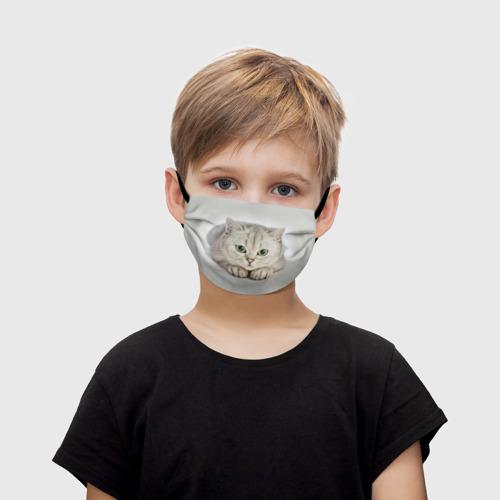 Детская маска (+5 фильтров) Британец 6 Фото 01