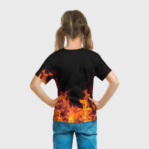 Детская футболка 3D  Фото 04, Давид