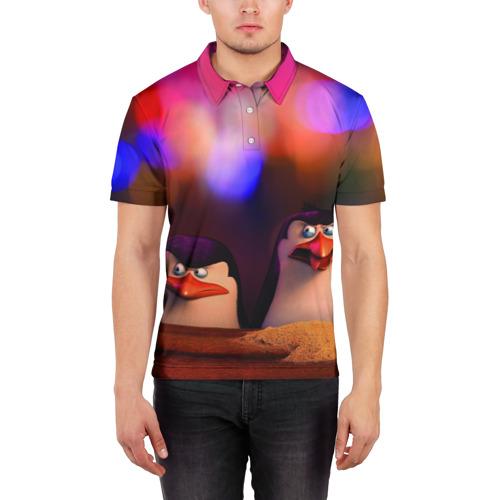 Мужская рубашка поло 3D  Фото 03, Мадагаскар