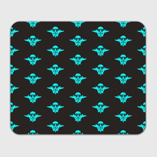 Коврик для мышки прямоугольный  Фото 01, ВДВ лого