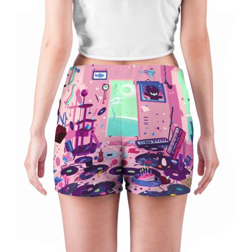 Женские шорты 3D  Фото 04, DJ