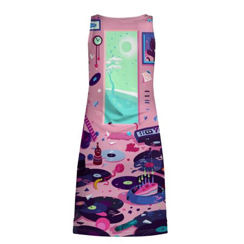Платье-майка 3D  Фото 02, DJ