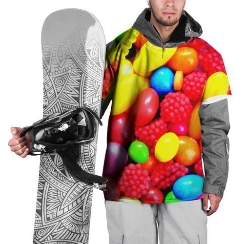 Накидка на куртку 3D  Фото 01, Sweet Candy