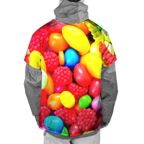 Накидка на куртку 3D  Фото 02, Sweet Candy