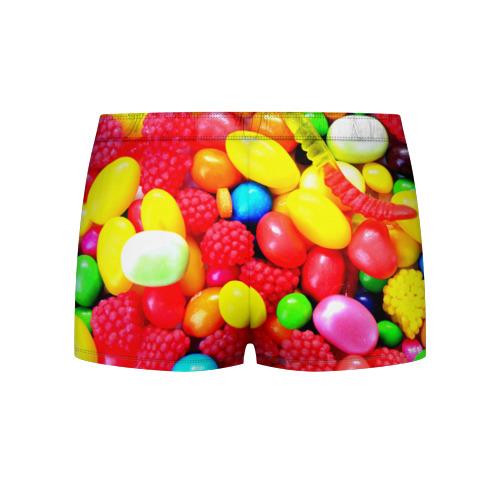 Мужские трусы 3D  Фото 02, Sweet Candy