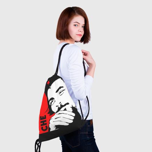 Рюкзак-мешок 3D Че Гевара Фото 01
