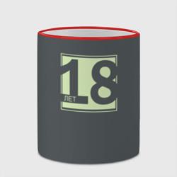 18 лет. День рождения