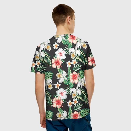 Мужская футболка 3D Фэшн 4