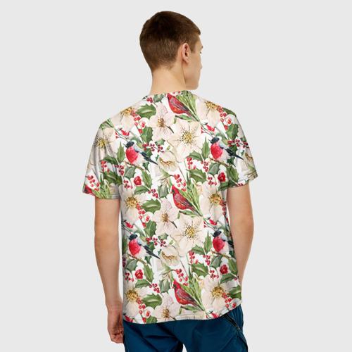 Мужская футболка 3D Фэшн 5