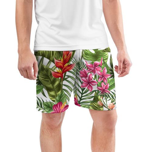 Мужские шорты 3D спортивные  Фото 03, Фэшн 6