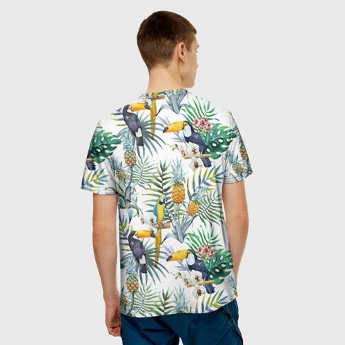 Мужская футболка 3D Фэшн 9