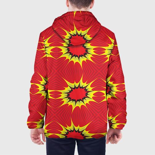Мужская куртка 3D  Фото 05, Поп арт 16