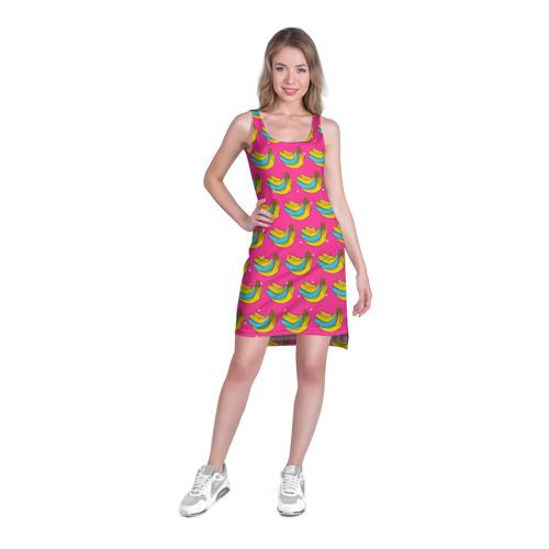 Платье-майка 3D  Фото 03, Поп арт 17