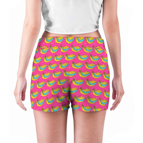 Женские шорты 3D  Фото 04, Поп арт 17