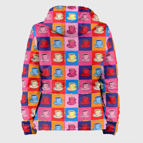 Женская куртка 3D  Фото 02, Поп арт 18