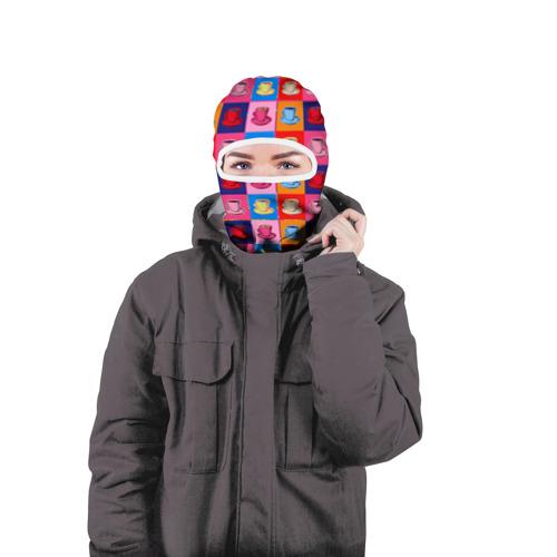 Балаклава 3D  Фото 04, Поп арт 18