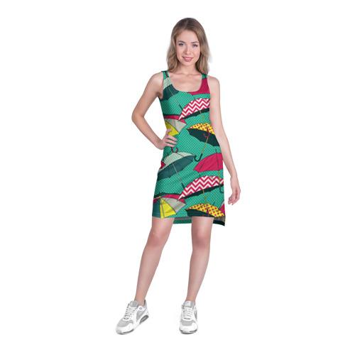 Платье-майка 3D  Фото 03, Поп арт 19