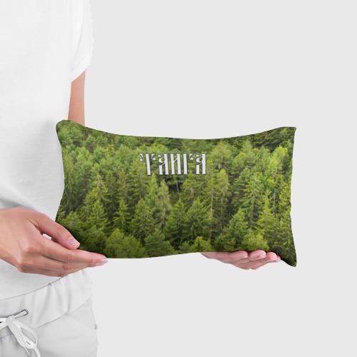 Подушка 3D антистресс  Фото 03, Тайга