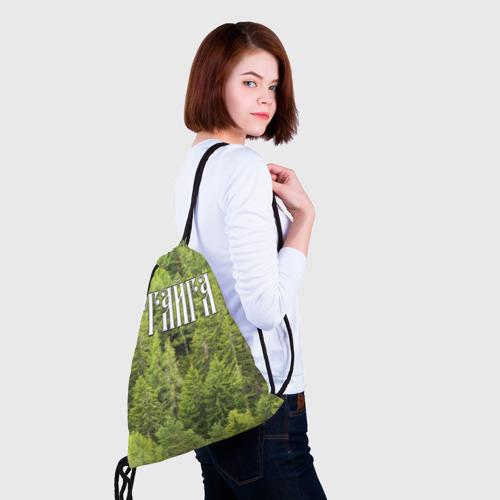 Рюкзак-мешок 3D  Фото 02, Тайга