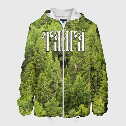 Мужская куртка 3D  Фото 01, Тайга
