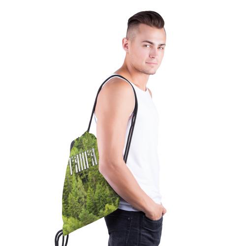 Рюкзак-мешок 3D  Фото 03, Тайга