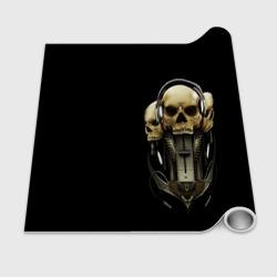 DJ череп