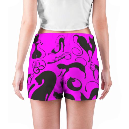 Женские шорты 3D  Фото 04, cats2