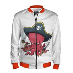 Осьминог Пират