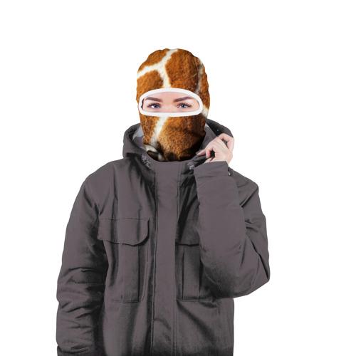 Балаклава 3D  Фото 04, Жираф