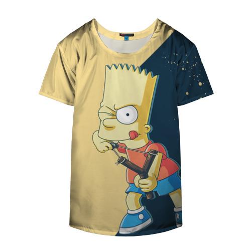 Накидка на куртку 3D  Фото 04, Барт