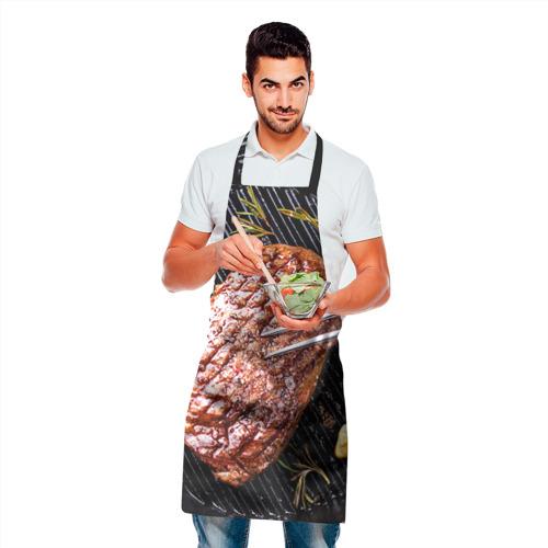 Фартук 3D  Фото 02, Мясо 6