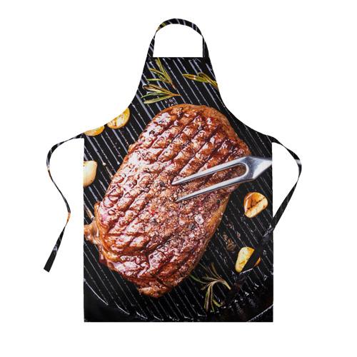 Фартук 3D  Фото 01, Мясо 6