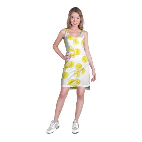 Платье-майка 3D  Фото 03, Lemons