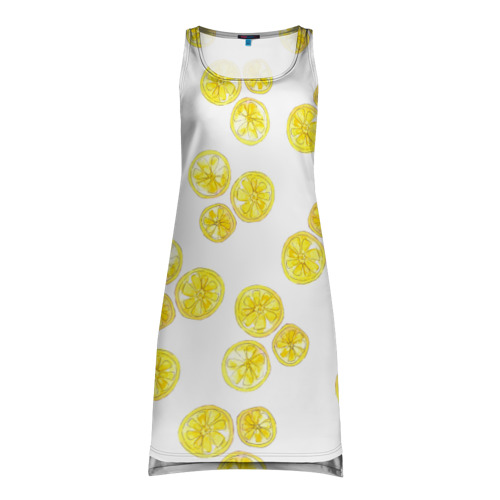 Платье-майка 3D  Фото 01, Lemons
