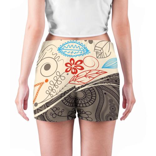 Женские шорты 3D  Фото 04, Прованс